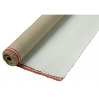 Fredrix PRO Series 54 inch x 6yd Linen Oil Primed Canvas Roll 134 Carleton