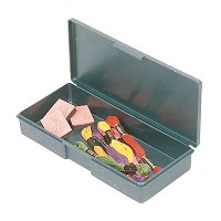 Artbin Single Tray Compact Black