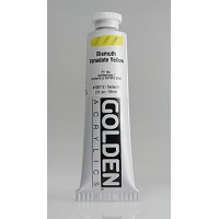Bismuth Vanadate Yellow2 oz Golden Acrylic