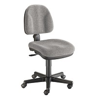 Task Chair- Premo Medium Grey Task Chair