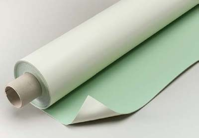 Vyco Roll Green Cream 60 X10Yd