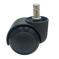Casters-Nonlocking Set Of 5