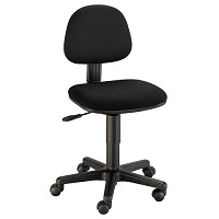Task Chair- Budget Black Task Chair