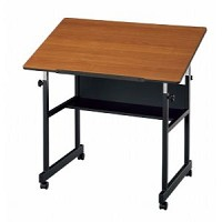 Alvin Drafting Table Minimaster and Minimaster II Drawing Table