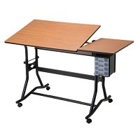 Alvin Craftmaster 3 Drafting Art Table Split Top 30 X 42