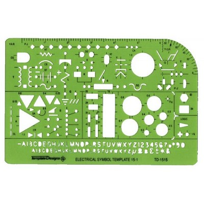 Template Electrical Electronic TD1515