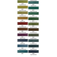 Panpastel Sets Panpastel 20 Colour Extra Dark Shades Set
