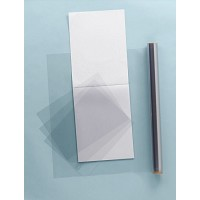 Grafix  Clear-Lay  20in.  x 12' x .003in.  Vinyl Film