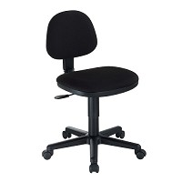 Task Chair- Comfort Black Task Chair