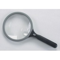"Ultra Optix Lighted 5"" Magnifier"