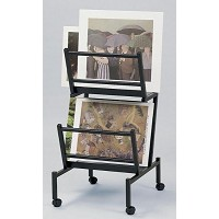 Poster Print Holder,Twin Black