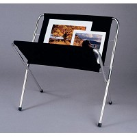 Aluminum and Canvas Print Rack