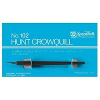 Speedball Crow Quill Pen #102