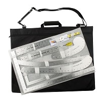Fairgate Fashion Designers Carryall Kit