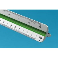 12 Inch Metric Engineer Scale