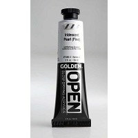 Golden Open Acrylics Iridescent Pearl Fine 2 oz