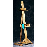 Chimayo Oak Easel by BEST