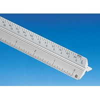 Architect Plastic Scale 12 inch