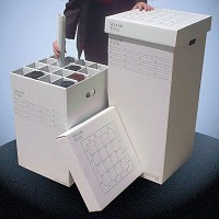 Rolled Storage Flat File 16X16X25