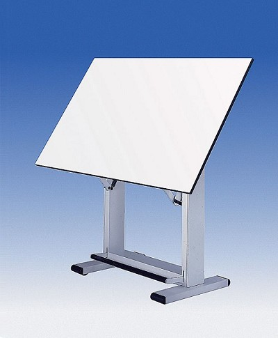 Alvin Drafting Table Elite Black Base 37.5X72 Top