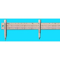 Alumicolor Beam Compass Rule 12 inch