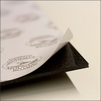 Bainbridge 20 x 30 Self Adhesive Black Foam Board 10 pack