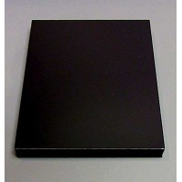 Black Ultra Board Custom Cut Sizes 2 sheets for K.W.