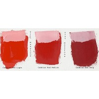 Gamblin Artist Oils 37 ml Cad Red Light