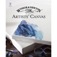 Winsor Newton Artists Canvas 4 x 4 6 Pack