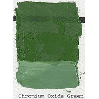 Gamblin Artist Oils 37 ml Chrome Oxide Green