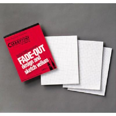 Clearprint Grid Vellum 18x24 10x10 50 Sheet Pad