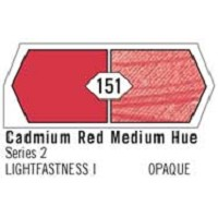 Liquitex Basics 4oz Cadmium Red Medium Hue