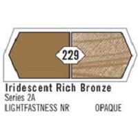 Liquitex Basics 4oz Iridescent Rich Bronze