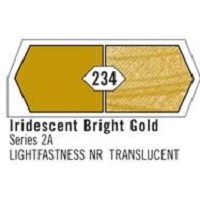 Liquitex Basics 4oz Iridescent Bright Gold