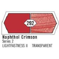 Liquitex Heavy Body 2oz Naphthol Crimson