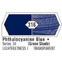 Liquitex Basics 4oz Phthalocyanine Blue
