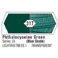 Liquitex Heavy Body 2oz Phthalocyanine Green Blue Shade