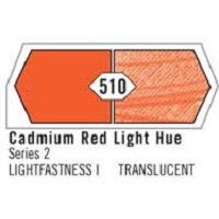 Liquitex Basics 4oz Cadmium Red Light Hue