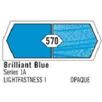 Liquitex Acrylic Paint 2oz Brilliant Blue