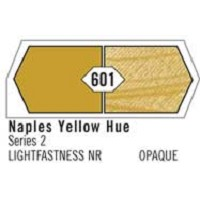 Liquitex Basics 4oz Naples Yellow Hue