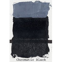 Gamblin Artist Oils 37 ml Chromatic Black