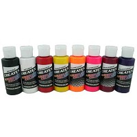 Ken Lind Warm Airbrush Colors 2oz Set