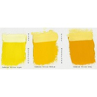 Gamblin Artist Oils 37 ml Hansa Yellow Medium