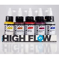 1 ounce  Golden High Flow Assorted Colors Set no953