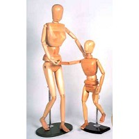 Life Size Female Drawing Manikin