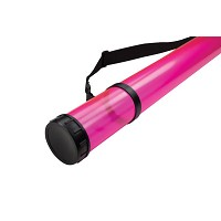 "Pink Storage & Transport Tube – 2 3/4"" I.D. x 43"" by Alvin Ice Tubes"