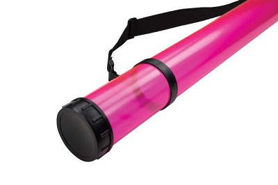 "Pink Storage & Transport Tube – 2 3/4"" I.D. x 25"" by Alvin Ice Tubes"