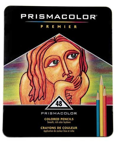 Prismacolor Color Pencil Set of 12