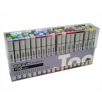 Copic Markers Original Set B 72 Pc