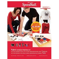 Speedball Super Value Pack Fabric Kit